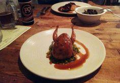 (Eat & Drink) The Lockhart #Marylebone #London