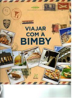 Livro Bimby - Viajar com a Bimby
