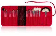 SHANY Cosmetics NY Collection Pro Brush Kit, 13 Ounce (22 Piece Natural ZGF Goat or Sable Bristles with Red Cotton Pouch) by SHANY Cosmetics. $119.95. Rinse your brushes with soap and water once and dry them for 15 minutes before use; Shany cosmetics is proud member of PETA and against animal cruelty. Manufactured in a factory that makes high end brand; 30 days risk free trials; Try them once and you will be in love with them. NY collection by Shany cosmetics , all yo...