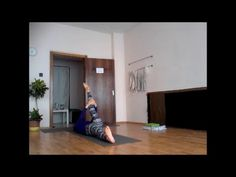 25 perces könnyű, reggeli ébresztő jóga - YouTube