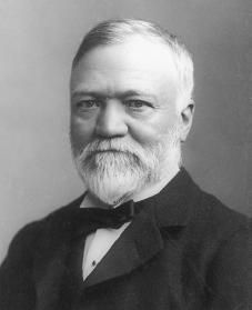 Andrew Carnegie - Student Resources in Context Andrew Carnegie, Dale Carnegie, Great Entrepreneurs, Greater Good, Library Of Congress, Famous Faces, Mustache, Golden Age, Famous People