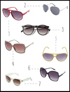 #Sunglasses Summer is here!