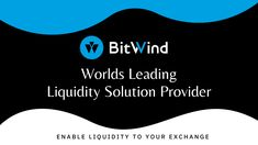 Bitwind is committed to providing premium liquidity services to small and medium-sized digital currency exchanges, institutional investors, brokers, and other financial institutions, aiming to help exchanges reduce costs and increase efficiency. Security Architecture, Security Service, Social Media Pages, Risk Management, Financial Institutions, Enabling, Investors, Blockchain, Cryptocurrency