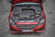 2016 Mercedes-Benz E 220 d T-Modell S213