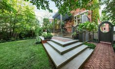 Montreal based design firm specializing in Architecture, Landscape Architecture, Urban Design and Interiors.Curtis designs durable and enduring projects for residential, institutional and public clients. Brick Pavers, Construction, Urban, Terrace Garden, Modern Landscaping, Design Firms, Garden Projects, Landscape Architecture, The Great Outdoors