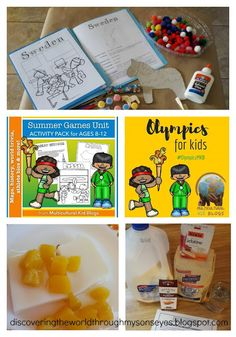 Discovering The World Through My Son's Eyes: Multicultural Kid Blogs Summer Games Activity Pack