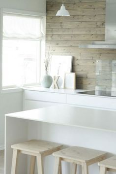 ComfyDwelling.com » Blog Archive » 83 Adorable Scandinavian Kitchen Design Ideas
