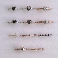 Handmade Silver Jewelry shop by TedandMag Stylish Jewelry, Simple Jewelry, Cute Jewelry, Luxury Jewelry, Fashion Jewelry, Jewelry Trends, Jewelry Accessories, Jewelry Design, Moon And Star Earrings