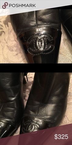Chanel boots Chanel boots cheapest CHANEL Shoes Ankle Boots & Booties