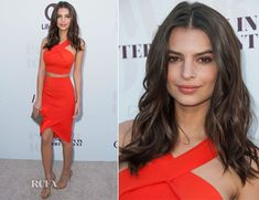 Emily Ratajkowski In Bec & Bridge – The Hollywood Reporter's 23rd Annual Women In Entertainment Breakfast