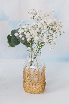 Wedding: 25 table center inspirations for the day -.- Mariage : 25 inspirations de centres de tables pour le jour-j Wedding: 25 table center inspirations for D-Day - Wedding Themes, Diy Wedding, Wedding Flowers, Wedding Day, Wedding Table, Flower Decorations, Wedding Decorations, Decoration Party, Deco Champetre