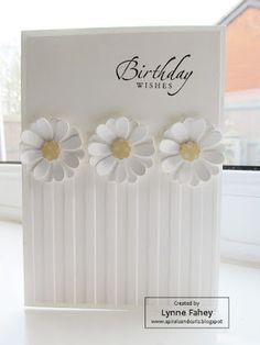 White on white Birthday wishes