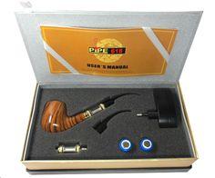 Epipe 618 Wood Imitation Pipe Full Kit Vaporizer $49.99
