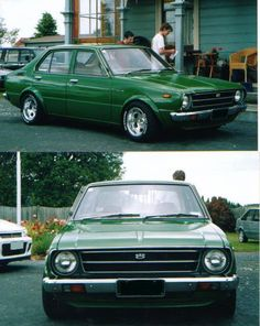 Classic Car News Pics And Videos From Around The World Toyota Cars, Toyota Hilux, Toyota Corolla, Corolla Ke30, Best Muscle Cars, Old Classic Cars, Import Cars, Jdm Cars, Sexy Cars