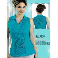 01/564 B/SISA CON CUELLO BORDADO EN BRASILERA Y PATECABRA Embroidery, Lace, Needlepoint, Bruges, Stitching, Hand Made, Crewel Embroidery, Embroidery Stitches