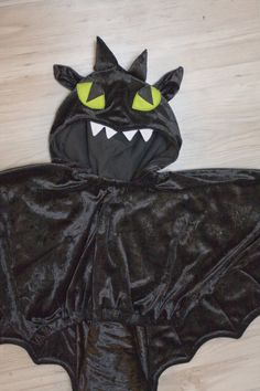 Toothless the Night Fury Costume Black Dragon by BeauMiracleForYou, $59.00