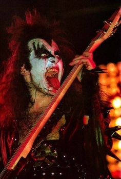 """Gene Simmons: """"I used to be in a boy band too.""""    Source: www.twitter.com/genesimmons"""