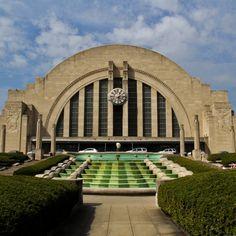 Cincinnati Union Terminal (1933) « Traverse360 Architecture