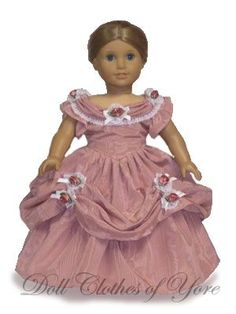 Doll Clothes of Yore
