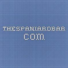 thespaniardbar.com