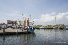 Das kleine Hafenörtchen Oudeschild // #Nordsee #Holland #Niederlande #Texel #Hafen #MeerART / gepinnt von www.MeerART.de