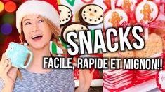 5 SNACKS DE NOËL!! Rapide et facile! | Emma Verde - YouTube