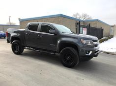 2016 Chevy Colorado. Custom Built. @SuperJealous .. Sign up at: superjealous.com and upload your own pictures to our website.