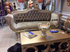 Baroque French Reproduction Rococo Victorian Wedding Louis XVI Sofa Rococo Furniture, Reproduction Furniture, Living Room Furniture, Victorian Love Seats, Baroque Decor, Louis Xvi, First Home, Vintage Beauty, French