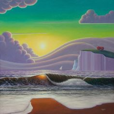 Artodyssey: Paul Corfield