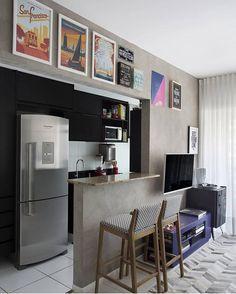 Uau! Mais uma linda parede da arquiteta parceira @carolina_mendonca_projetos // psiu, Arquitetos ( ✖️) Marque  seus  projetos com @urbanarts_riodejaneiro #decoracao #instadecor