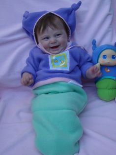 Glow worm!!! This is the one... Halloween costume for Lil G 2012