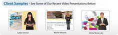 $30 Video Spokesperson for Websites | Best Deal Anywhere | Model2Web