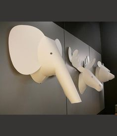 lampe-murale-elephant-zoolight