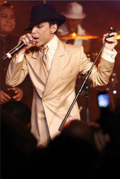 Prince - Montreux Jazz Festival 2007