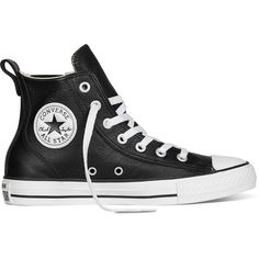 9361e5176d00 Converse Women s Chuck Taylor All Star Chelsee Leather Athletic (265 RON) ❤  liked on