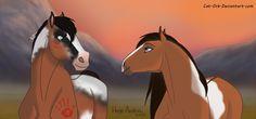The New Stallion by KittycatNita.deviantart.com on @deviantART