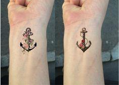 tatuaggi polso-due-idee-ancora