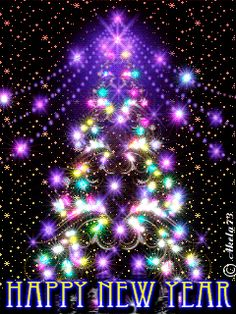 ☄New Year GiF☄uploaded by user Happy New Year Animation, Happy New Year Wallpaper, Happy New Year Message, Happy New Year Images, Happy New Year Quotes, Happy New Year Wishes, Happy New Year Greetings, Merry Christmas And Happy New Year, New Year Pictures
