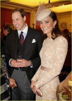 Prince William & Kate: Diamond Jubilee Thanksgiving Service