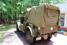 1942 Dodge WC WC-21, ½ Ton, Open Cab for sale #1867995 | Hemmings Motor News