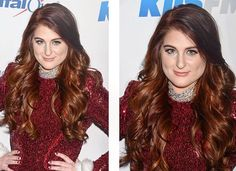 Queen enjoying the concert with her Boo it's so cute to see! #MeghanTrainor #JingleBallLA @meghan_trainor