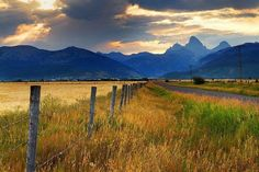 I want to live in idaho one day
