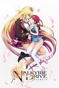 Fall 2015, Valkyrie Drive -Mermaid-: This one I *KNOW* why I'm watching. =)