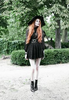 0ff6b5cb1f0 14 best Gothic and Witchy fashion images on Pinterest