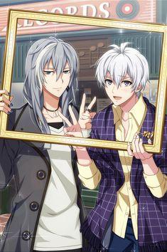 Yuki and Sogo Chica Anime Manga, Manga Boy, Hot Anime Boy, Anime Guys, Fanarts Anime, Anime Characters, Kawaii, Bishounen, Touken Ranbu