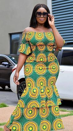 47ea3912aee49 1781 Best Women Styles images in 2019   African outfits, African ...