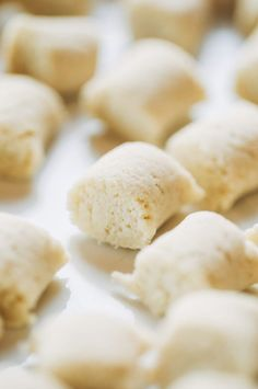Homemade two ingredient cauliflower gnocchi. Easy healthy and delicious! An easy and paleo dinner that makes for easy meal prep. Paleo for beginners. recipes for dinner. Paleo For Beginners, Paleo Dinner, Easy Meal Prep, Convenience Food, Whole 30 Recipes, Paleo Recipes, Paleo Ideas, Paleo Food, Food Processor Recipes
