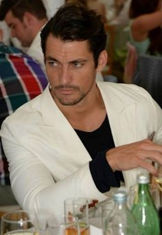 David Gandy at the Audi event today. 13
