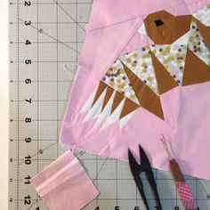 Forest Abstractions Quilt Along - Fixing A Block Tutorial — Violet Craft