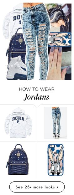 """inspired by giving no F****"" by daeethakidd on Polyvore featuring Casetify, MCM and NIKE"